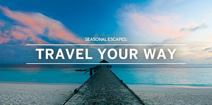 Americanexpress Com Reward >> Travel Americanexpress Com Get Started With Travel